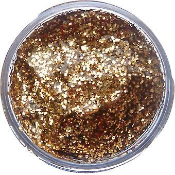 Snazaroo Glitter Gel - Gold 12ml (27778)