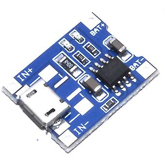TP4056 1A Lipo Battery Charging Micro USB Module