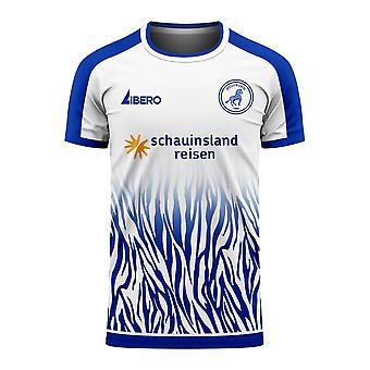 Duisburg 2020-2021 Home Concept Football Kit (Libero)