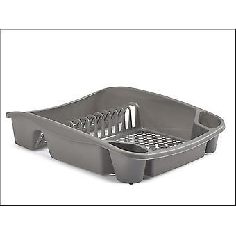 Whitefurze Dish Drainer Argint Mare H33LD2