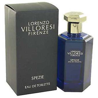 Spezie By Lorenzo Villoresi Eau De Toilette Spray 3.4 Oz (women) V728-533419