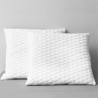 Pillow 2 pcs. 70×60×14 cm Memory Foam