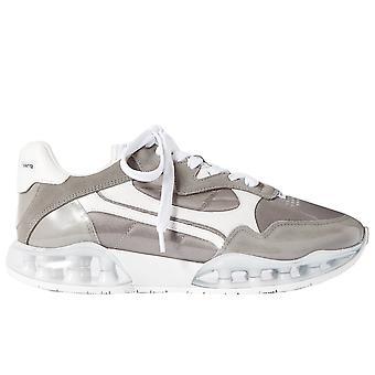 Alexander Wang Ezcr040008 Sneakers in suede grigio femminile