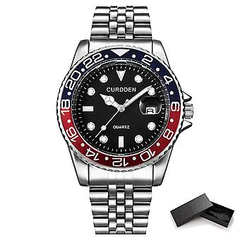 Classic Quartz Top Luxury Brand Stainless Steel Waterproof Watch