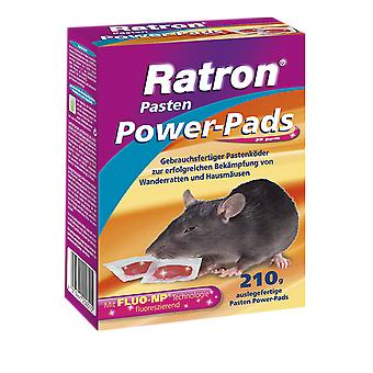FRUNOL DELICIA® Ratron® Pastes Power Pads 29 ppm, 210 g
