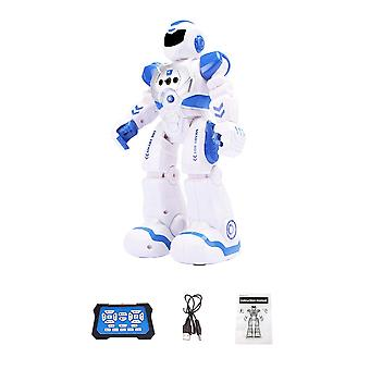 Rc Smart Sensor Dance Robot - Programmerbar Inteligente Elektrisk Synge