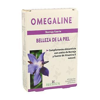 Omegaline 40 capsules