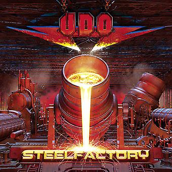 U.D.O. - Steelfactory [CD] USA import