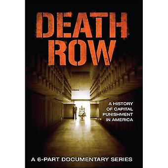 Death Row - Faces of Evil - an Original [DVD] USA import