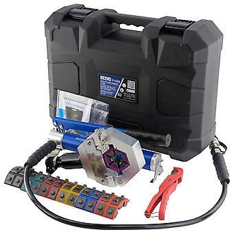 Tuyau hydraulique Crimper Hydra Manuel Ac Kit Outil de réparation de la climatisation