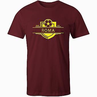 روما 1927 أنشئت شارة كرة القدم تي شيرت