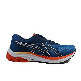 Asics Gel-Pulse 12 Reborn Blue/Mako Blue Mesh Mens Lace Up Running Trainers
