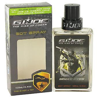 Gi Joe Eau De Toilette Spray By Marmol & Son 3.4 oz Eau De Toilette Spray