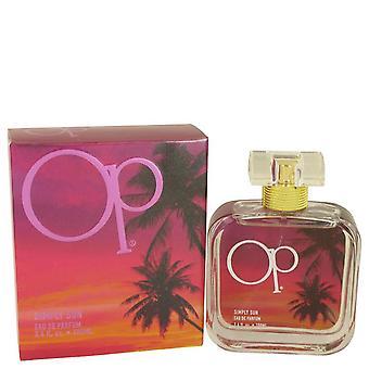 Simply Sun Eau De Parfum Spray By Ocean Pacific 3.4 oz Eau De Parfum Spray