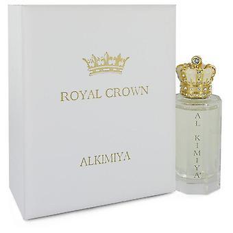 Royal Crown Al Kimiya Extrait De Parfum Concentree Spray By Royal Crown 3.3 oz Extrait De Parfum Concentree Spray