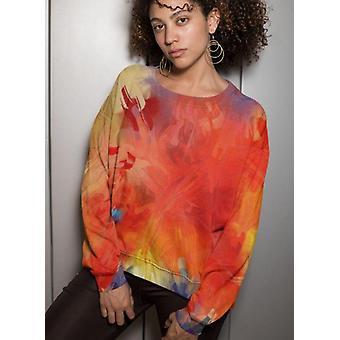 Create colors sublimation sweatshirt