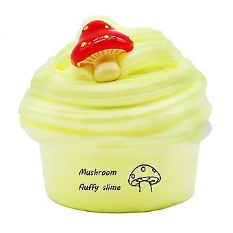 Diy Slime Cloud Slime Aromatherapy Tryck Slime Till Fluffy Slime