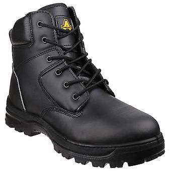 Amblers fs84 antistatic lace up safety boots womens