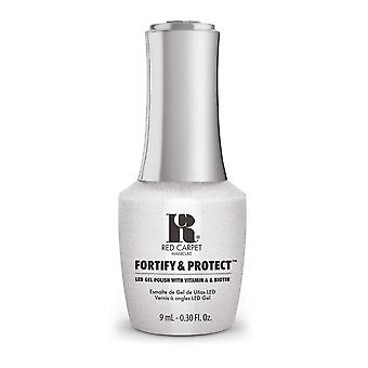 Red Carpet Manicure Fortify & Protect Gel Polish - Co-Starring Color