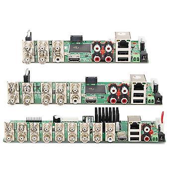 5 En 1 grabadora de vigilancia Ahd Dvr de 4 canales/8 canales/16 canales