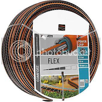 Komfort flex slanger, 19 mm diameter, enkelt, 50m, standard