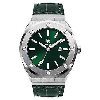 Paul Rich SignatureEmperor's Emerald Leather PR68SGL Watch 45mm