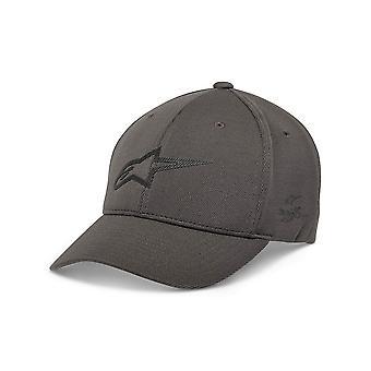 Alpinestars גברים&s כובע מתכוונן ~ פחם וולו טק חסר גיל