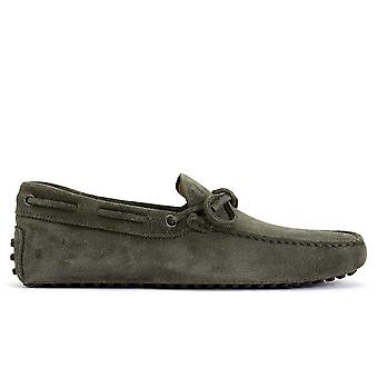 Tod's Laccetto Gommini Loafers