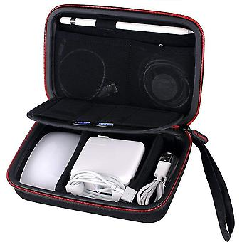 FengChun Harte Tasche für Apple Bleistift, magische Maus, Magsafe 1 Netzteil, magnetische Lade