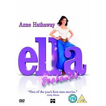 Ella Enchanted 2005 DVD