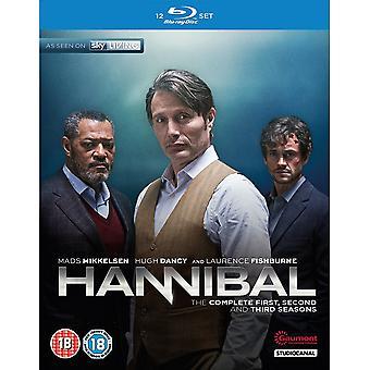 Hannibal - Season 1-3 Blu-ray