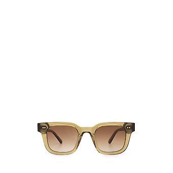 Chimi 04 green unisex sunglasses