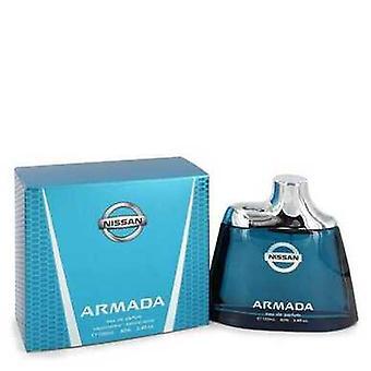 Nissan Armada By Nissan Eau De Parfum Spray 3.4 Oz (men) V728-546186