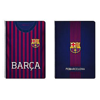 指輪の本 F.C バルセロナ ブルー A4