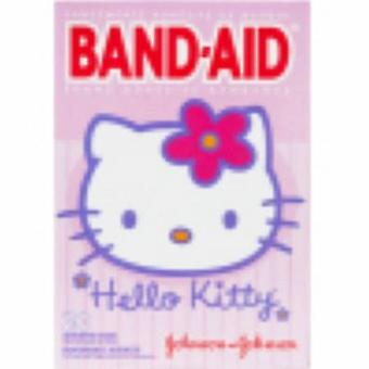 Band-Aid Adhesive Strip, Assorted Sizes, 20 Count