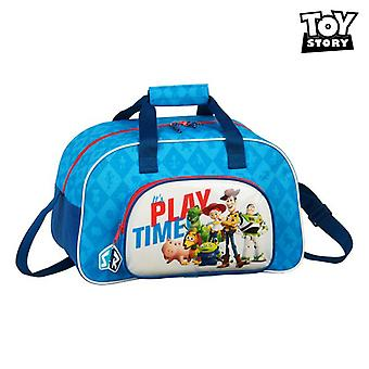 Sports bag Toy Story Play Time Blue White (23 L)