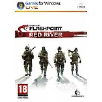 Operation Flashpoint Red River játék PC
