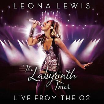 Leona Lewis The Labyrinth Tour Live at the O2 CD Album met DVD 2 discs