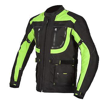Spada Zorst CE WP Jacket Black FLO