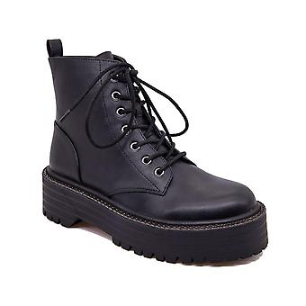 BCBGeneration Womens Kayte Combat Boots