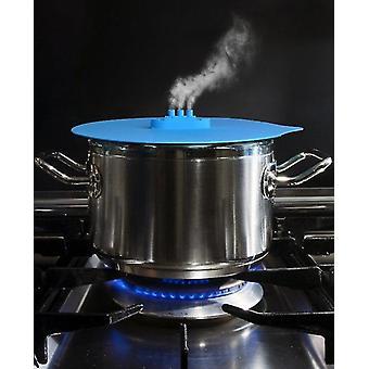 Tapa de la cacerola de la olla tapa de vapor del barco de vapor de la olla