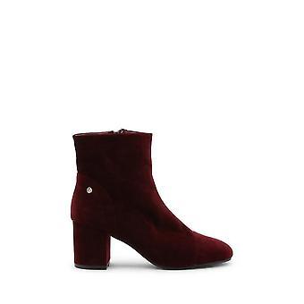 Roccobarocco - Sapatos - Botas de tornozelo - RBSC1N201STD-BORDEAUX - Mulheres - escuras - EU 37
