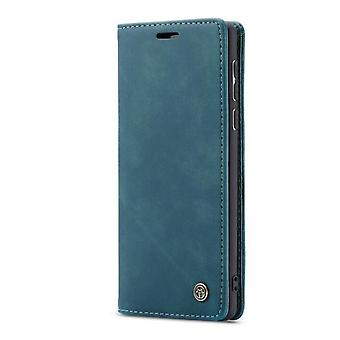 Magnetic Pu Leather Wallet Case For Oneplus 7 Luxury Flip Cards Holder Stand Cover