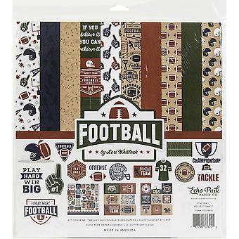 "Echo Park Collection Kit 12""X12"" - Fútbol"