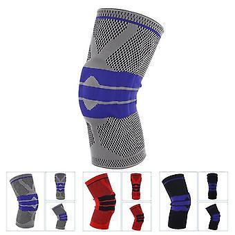 Nylon Knee Pads Football Basketball Knee Protector Volleyball Kneepad