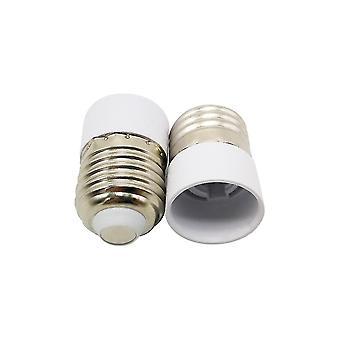 E27-e14 Lamp Holder Converter With Fireproof Material