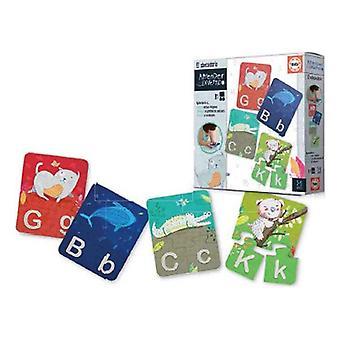 Child's Puzzle ABC Educa