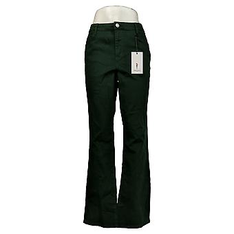 Skinnygirl Women's Jeans Reg Bootcut Cotton Green 679006