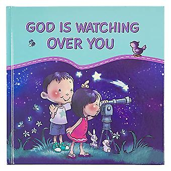Book Hardcover God Is Watching Over You