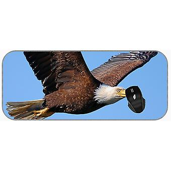 Mouse pads 600x300x3 gaming mouse pad large xxl animal eagle flying non-slip rubber mice pads